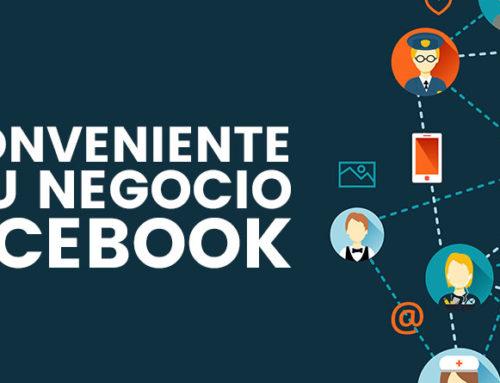 Un Inconveniente Para Tu Negocio En Facebook